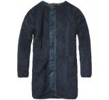 Maison Scotch Teddy Throw On Jacket