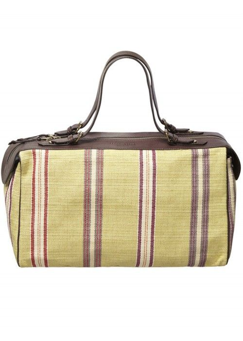 Scotch & Soda Summer Striped Beach Bag