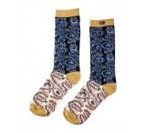 Scotch & Soda 2 Pack All Over Pattered Socks