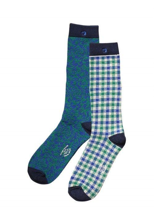 Scotch & Soda Classic Sock In Fun Pattern