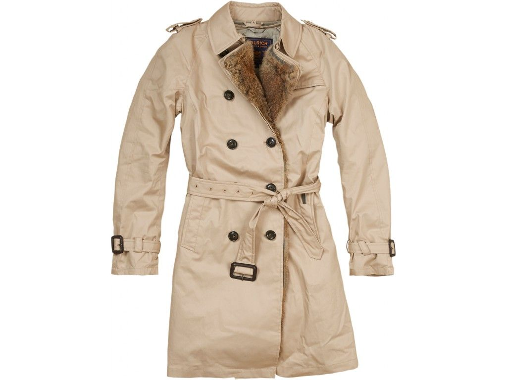 Woolrich W´s Tiffany Trench Winter