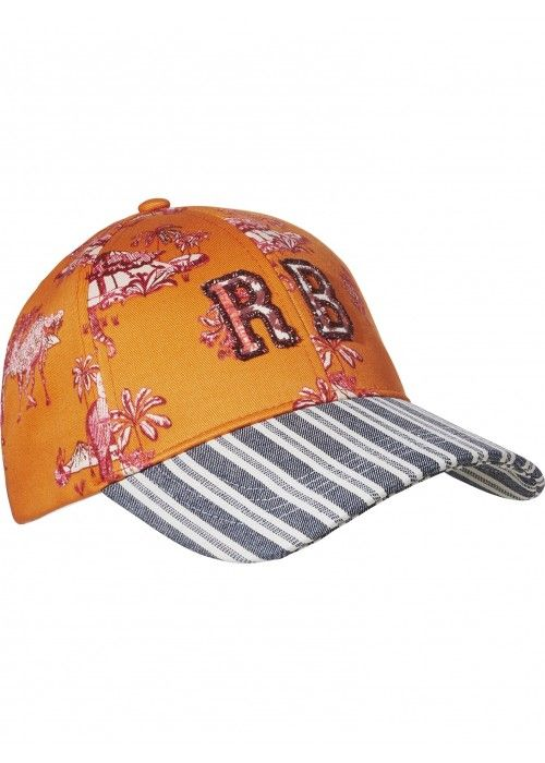 Scotch R'belle Cap with badges