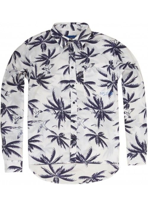 North Sails CMC L/S Print