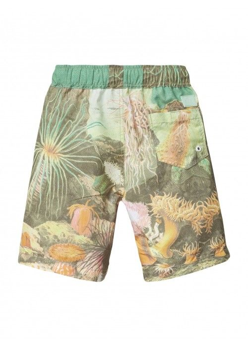 Scotch Shrunk Swimshorts with all-over photo