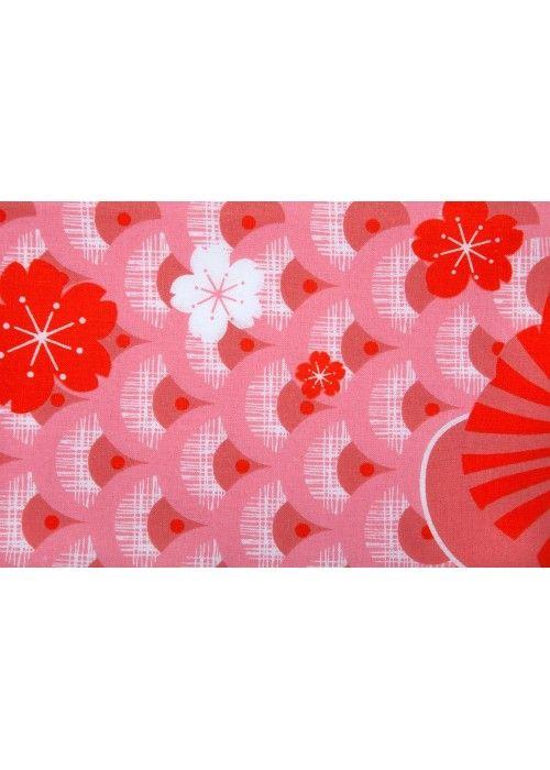 Madame Mo Koinobori - Coral Pink