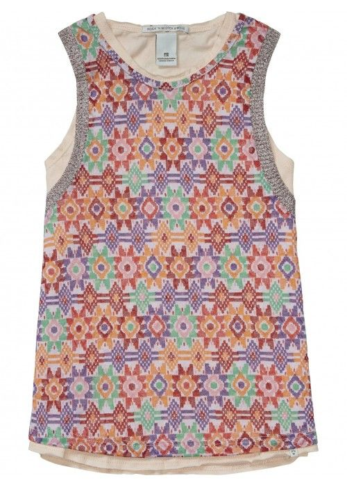 Scotch R'belle Double layer tanktop un ausbr