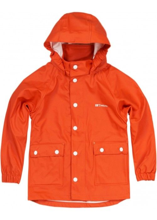 Tretorn Wings Coat Orange