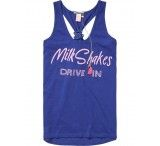 Maison Scotch Tank top with roller