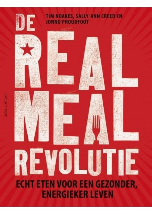 Eb & Vloed Real Meal Revolutie