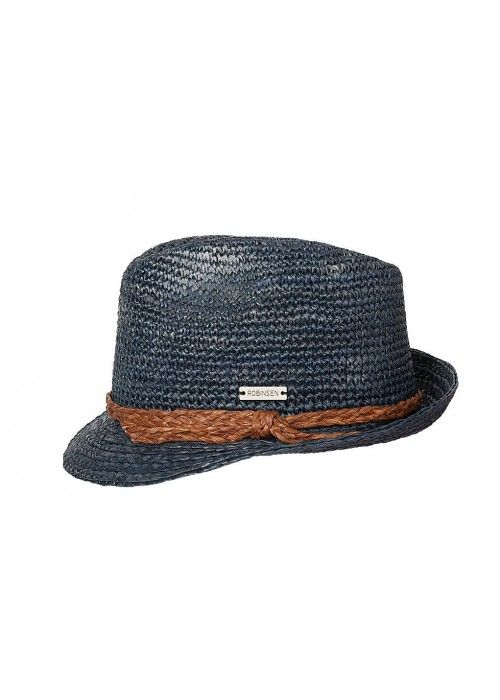 Hatland Headwear Rombley Crotched Raffia