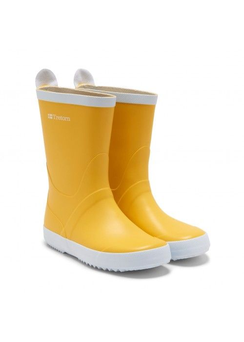Tretorn Rainboot Yellow