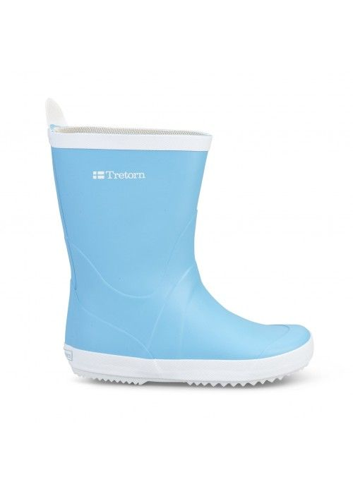 Tretorn Rainboot Light Blue