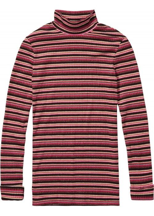 Maison Scotch L/S various stripes&colours