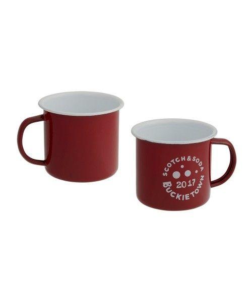 Scotch & Soda Enamel cup