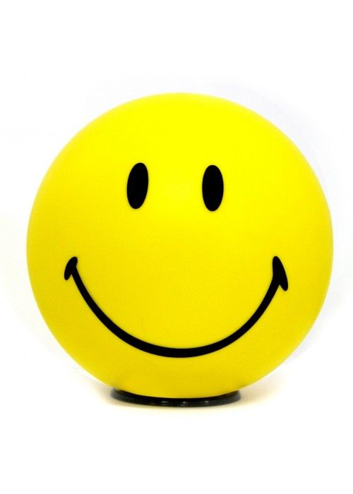 Smiley World Lamp Happy