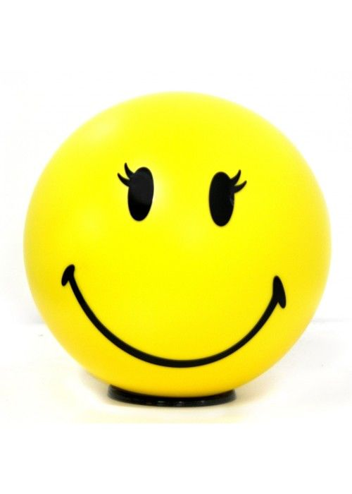 Smiley World Lamp Happy Lash