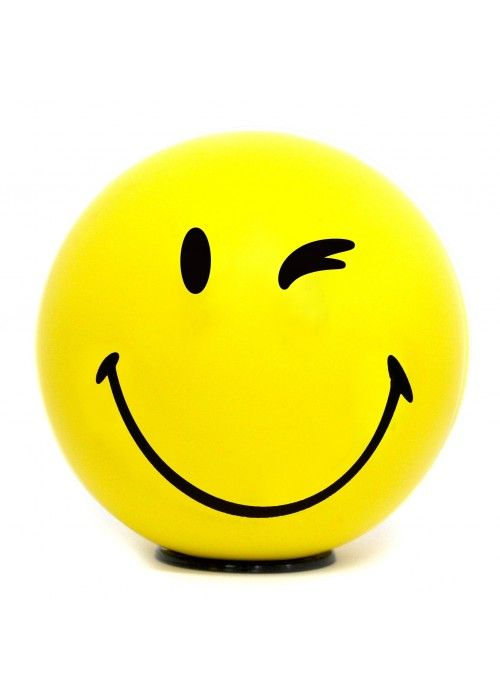 Smiley World Lamp Playful
