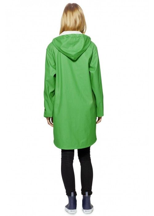 Tretorn Wings Coat Green