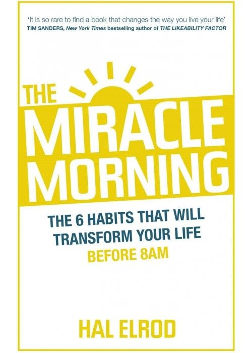 Eb & Vloed The Miracle Morning