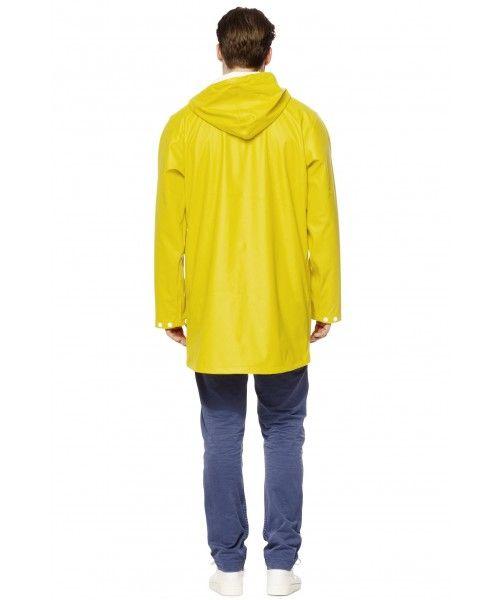 Tretorn Wings Coat Yellow