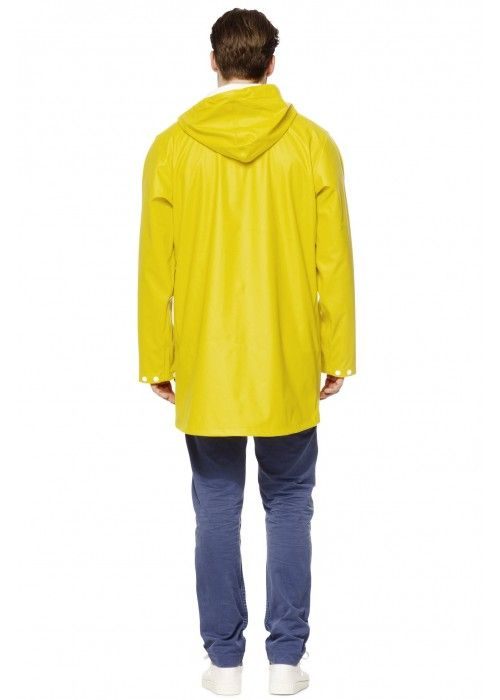 Tretorn Wings Coat Yellow