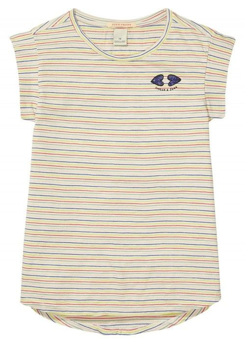 Scotch R'belle Lucky short sleeve tee