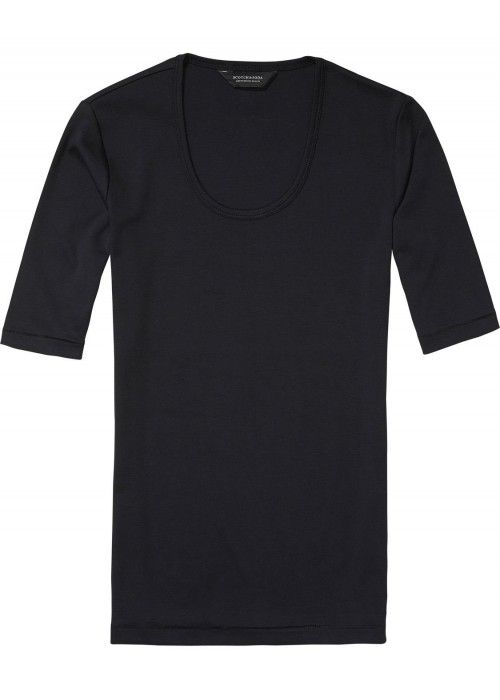 Maison Scotch Basic s/s tee