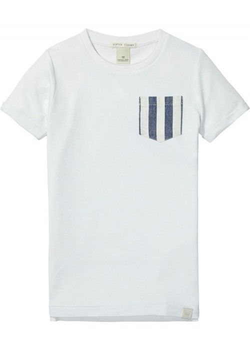 Scotch Shrunk Short Sleeve Tee All-Over