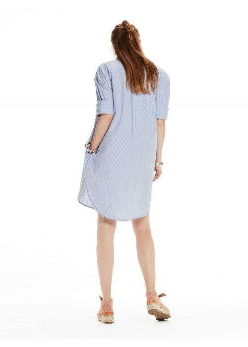 Maison Scotch Clean summer longer length