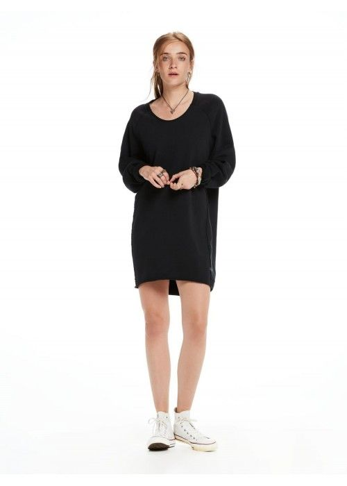 Maison Scotch Home Alone sweat dress