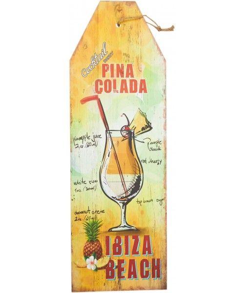 Eb & Vloed ibi sign XXL Pina Colada