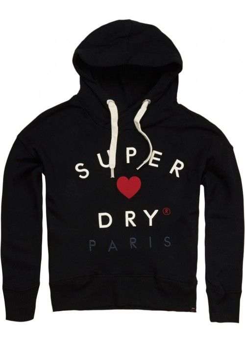 Superdry Applique slouch hood