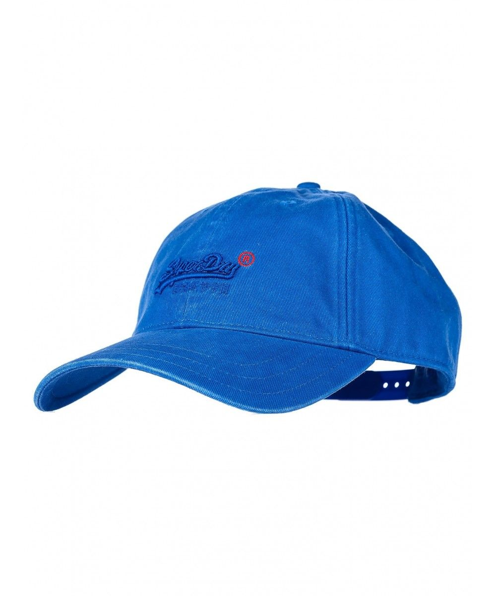Superdry Super solo orange label cap