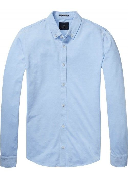 Scotch & Soda Longsleeve shirt in cotton