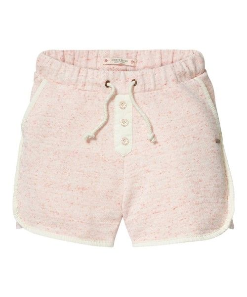 Scotch R'belle Sweat short with cotton bindin
