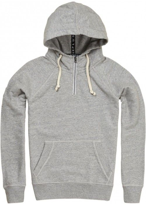 Superdry Surplus goods high rise hood