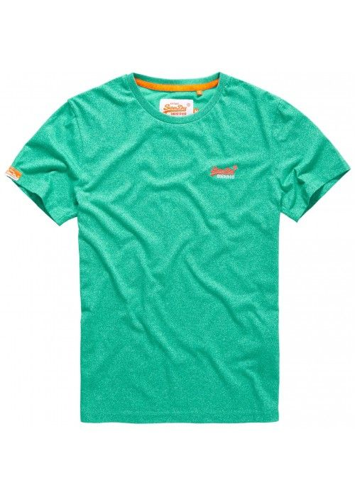 Superdry Orange label hyper pop tee