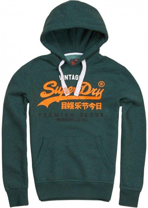 Superdry Premium goods tri hood