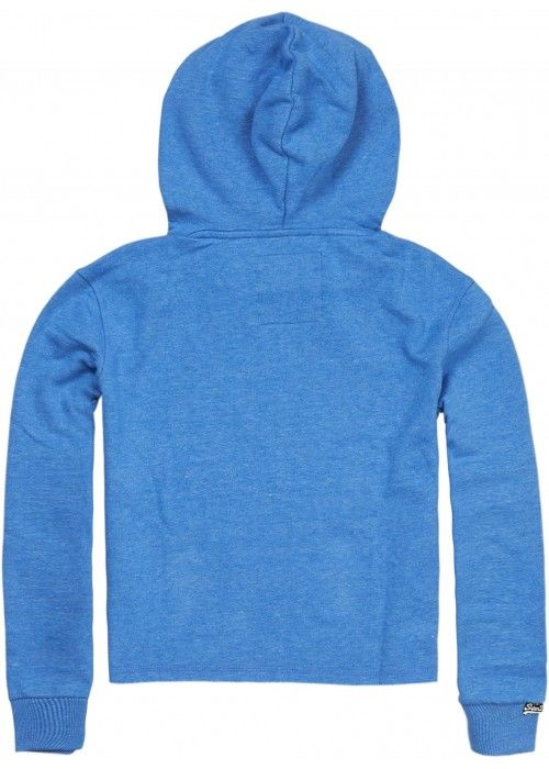 Superdry O l Luxe edition cropped hood