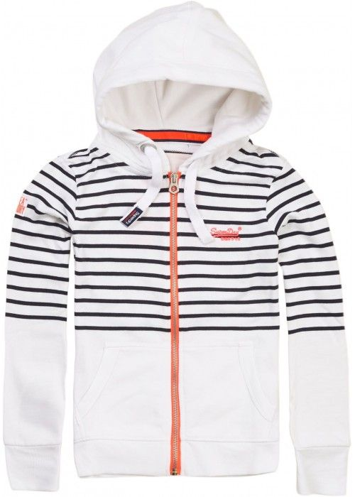 Superdry Sun en sea lite ziphood