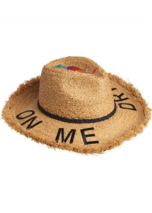 Scotch & Soda Beach hat in raffia quality