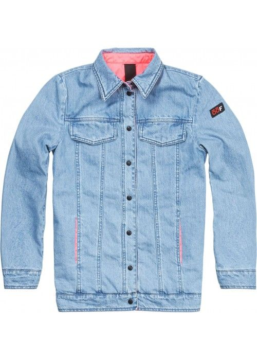 OOF Jacket denim Donna