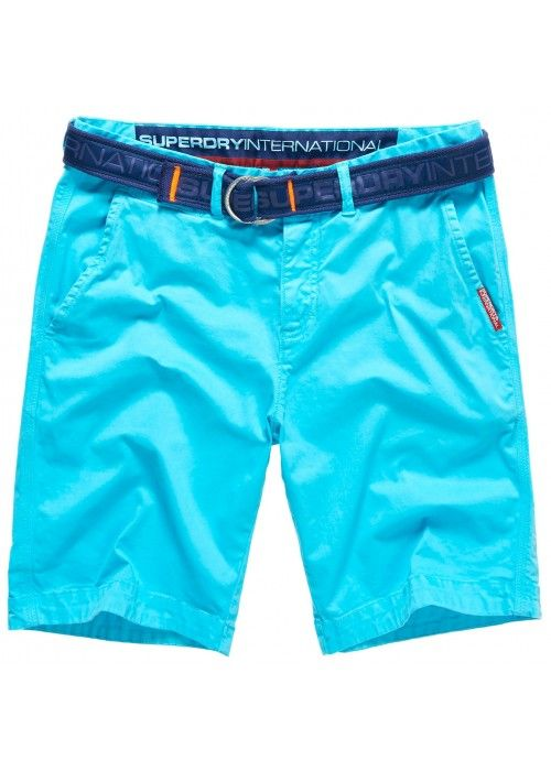 Superdry Int'l hyper pop chino short