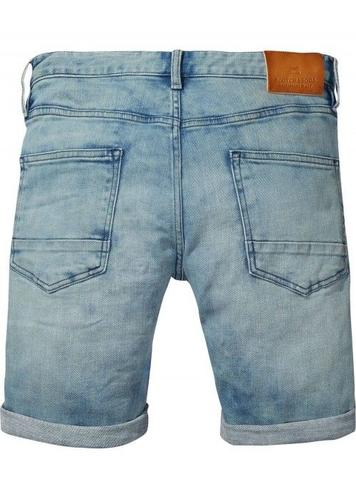 Scotch & Soda Ralston short - Rum Run