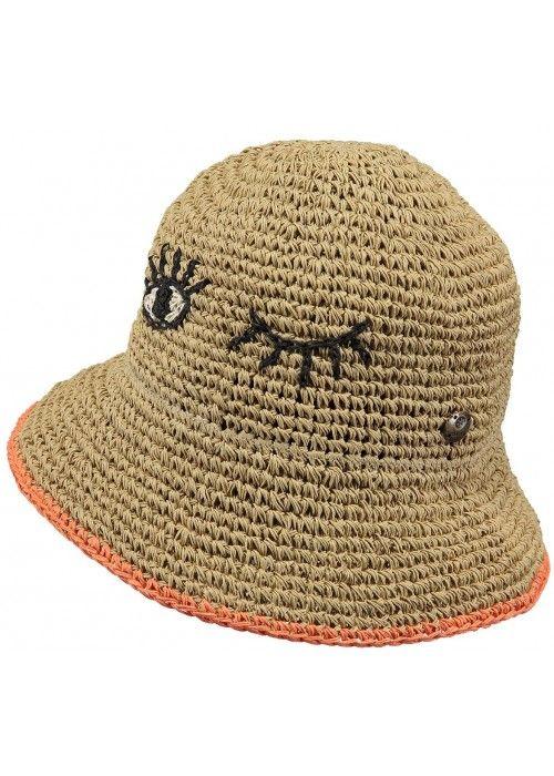 Barts Gaba hat orange