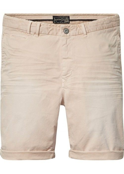 Scotch & Soda Classic garment dyed chino