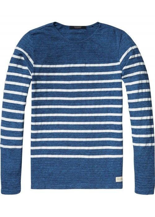 Scotch & Soda Lightweight crewneck sweat in
