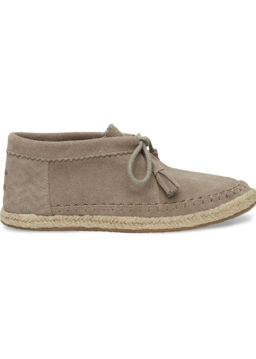 TOMS Shoes Desert Suede Palmera Chukka