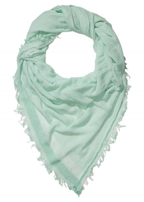 Maison Scotch Lightweight summer scarf with