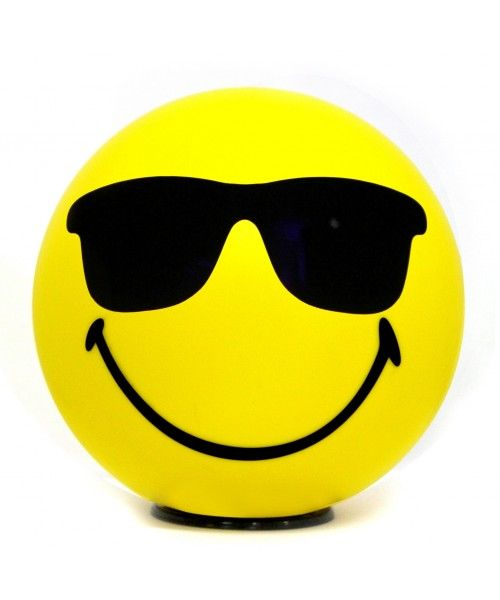 Smiley World Smiley World lamp Cool